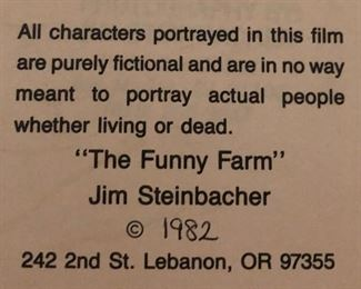 """The Funny Farm"" by Jim Steinbacher Photography"