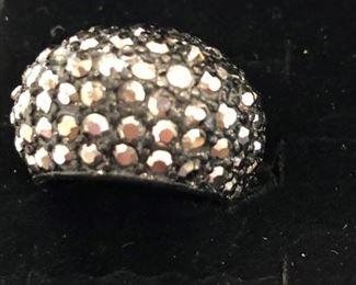 Sterling and Marcasite