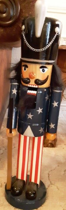 Large Nutcracker Soldier