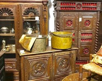 Beautiful French Brittany furnishings