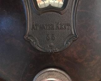 Late 1920's Atwater Kent Table Radio