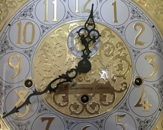 Grandfather Clock's Face