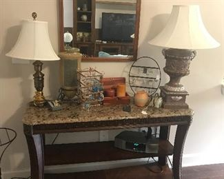 Console table/ sofa table