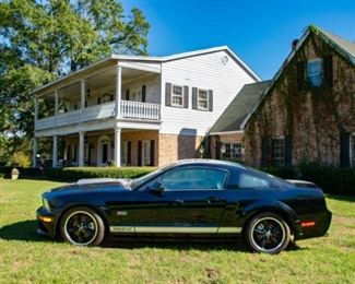 2007 Shelby GT (low mileage)
