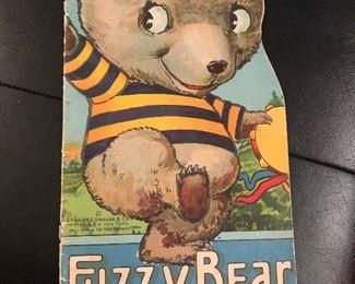 CHILD'S FUZZY BOOK