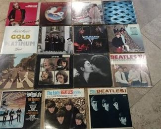 Rock and Roll albums    Finding more!