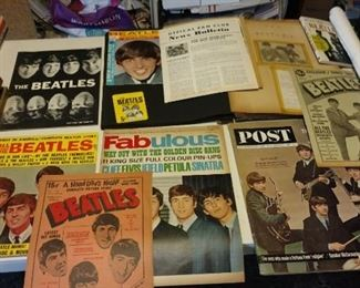 Vintage Beatles collection