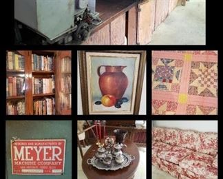 Massive 4-Day Deal's Estate Sale! It's a fun one!