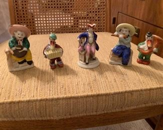 Figurines Made in Occupied Japan