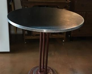 Remember the Ice Cream shop bistro table?