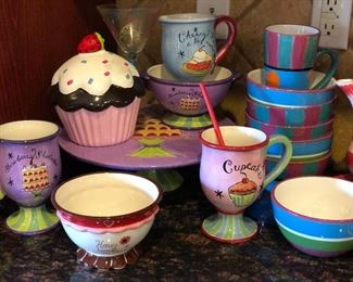 Cute dishes!