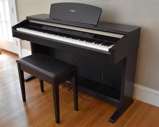 Yamaha electronic piano, model YDP-223