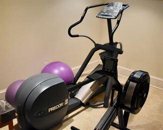 Precor EFX 546i elliptical cross trainer