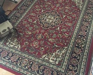 one of the area rugs