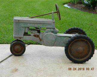 1952 John Deere Childs Tractor