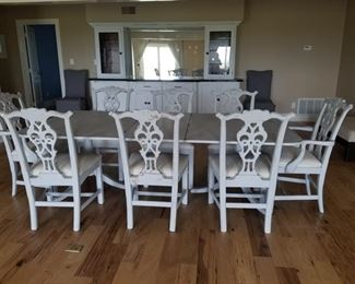 Dining table Drexel Heritage Shabby Chic