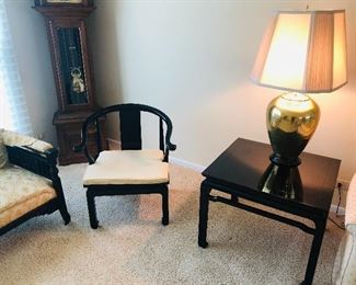 Asian antique chairs