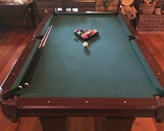 MD Sports Billiard table