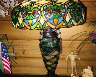 Beautiful Tiffany Style Lamp
