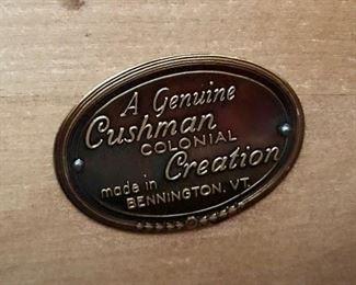 Cushman Detail