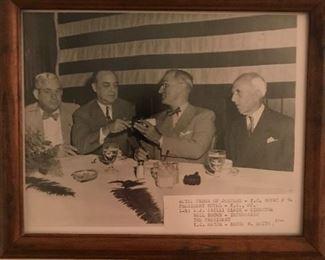 Harry Truman photograph