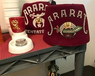 Shriners items