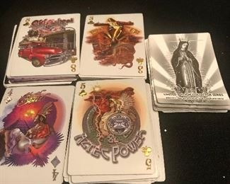 Collector Edition sticker cards