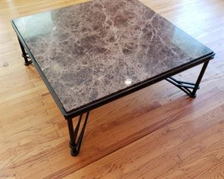 """Coffee Table - 41"""" Square - $150"""