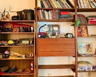Mid-Centruy modern bookshelf unit