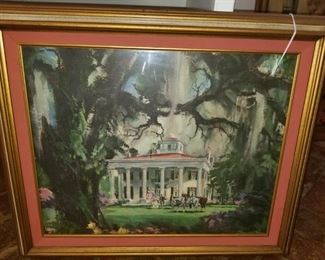 "Francis Chase  ""Plantation House"""