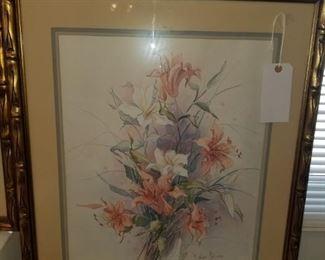 Barbara Mock Floral  1873/1950