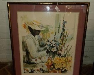 """Charleston Flower Lady"""