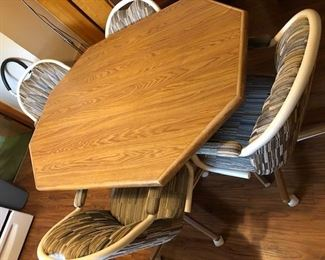 KITCHEN TABLE CHAIRS II