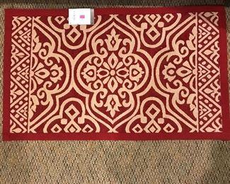 Beautiful Woven Rug $20