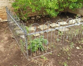 Victorian Style Fence