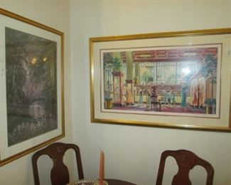 Michael Young Seriograph