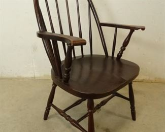 Dowel Back Parlor Chair