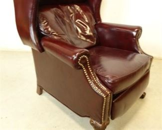 Leather Bradington Young Recliner