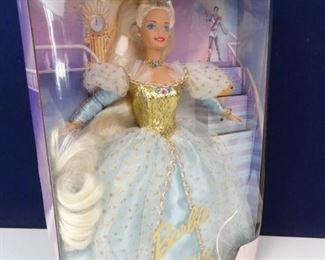 Barbie Cinderella In Box