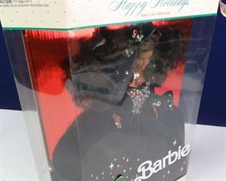 1991 Holiday Barbie