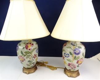 Oriental Accents Table Lamp