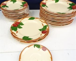 Franciscan Dinnerware Collection