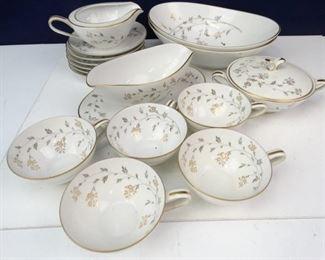 Noritake Andrea Tea Serving Set