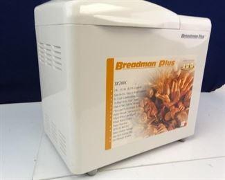 Breadman Plus Home Bread Maker