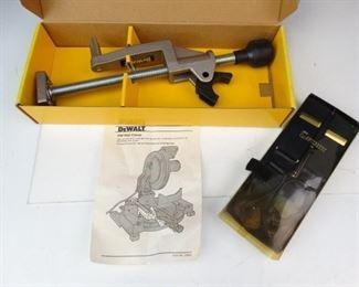 DeWalt Metal Material Clamp & Canterbury Gift Set