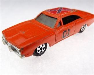 1981 ERTL Dukes of HazzardGeneral Lee Car
