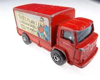 1983 Superman Newspaper Delivery Truck Replica