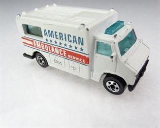 1988 American Ambulance Service Diecast Replica