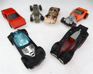 Assorted Sports Car Diecast Replicas