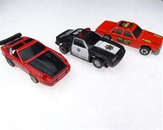 Diecast Emergency Vehicles Turbo XS Sports Car Replica
